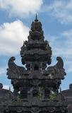 Detalles del templo hindú en la India Fotografía de archivo libre de regalías