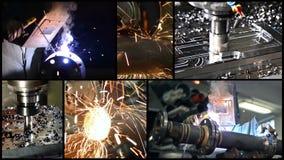 Detalles industriales metrajes