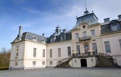 Detalles suecos del castillo Imagen de archivo libre de regalías