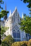 Detalles votivos de la iglesia, Viena Foto de archivo libre de regalías