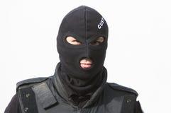 Detección de drogas de las aduanas Fotografía de archivo libre de regalías