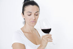 Detecting bad wine Royalty Free Stock Images