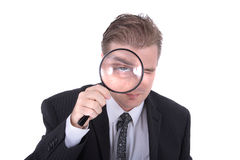 Detective Stock Photography