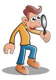 Detective Stock Afbeeldingen