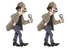 detective Imágenes de archivo libres de regalías