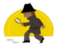 Detective Clip-art Royalty Free Stock Photos