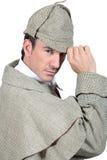 Detective costume Stock Photo