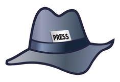 Detective hat Stock Image