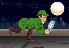 Detective search Stock Photos