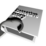 Detective story Royalty Free Stock Image