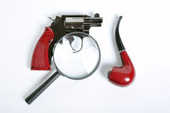 Detective tools Stock Images