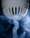 Detector de humos Fotos de archivo