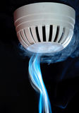 Detector de humos Fotografía de archivo libre de regalías