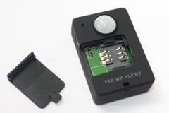 Detector de movimento do pir da G/M Fotografia de Stock