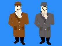 Detektiv Stockbild