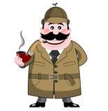 Detektiv Lizenzfreie Stockbilder
