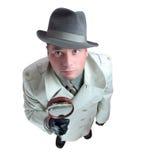 Detektiv 5 stockfoto