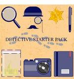 detektiv Lizenzfreies Stockfoto