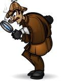 detektyw Obrazy Stock