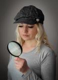detektywi zdjęcia stock