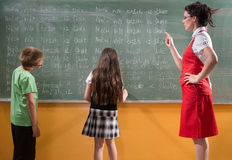 Detention Stock Photography