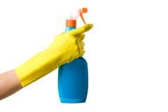 Detergens royalty-vrije stock afbeelding