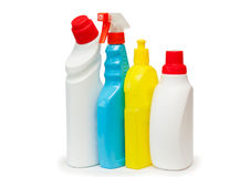 Detergent. On a white background, isolated, close-up stock image