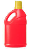 Detergent bottle. royalty free stock photography