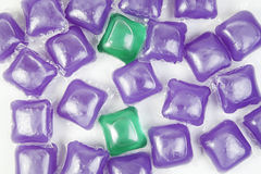 Detergent Capsules Royalty Free Stock Photography