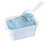 Detergent poeder. Geïsoleerd Stock Afbeeldingen