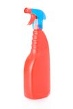 Detergent spray bottle Royalty Free Stock Image