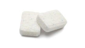 Detergent tablets Stock Image