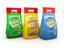 Detergente Imagen de archivo