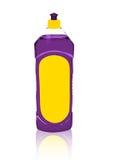 Detergente da amora-preta Fotografia de Stock Royalty Free