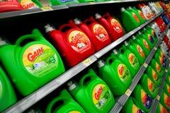 Detergente de lavadero Imagen de archivo libre de regalías