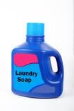 Detergente de lavanderia imagens de stock