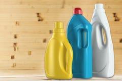 Detergente para a roupa fotografia de stock royalty free