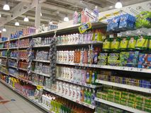 detergentes Imagem de Stock Royalty Free