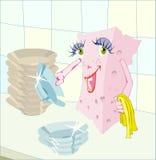 Detergentia. Stock Afbeelding