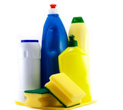 Detergents Royalty Free Stock Images