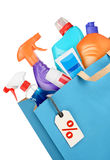 Detergents Royalty Free Stock Photo