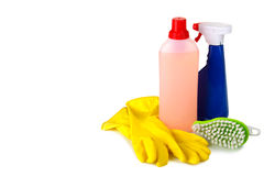 Detergents Stock Images