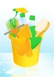 detergenty Zdjęcie Royalty Free