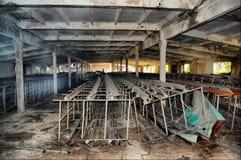 Deterioração industrial Fotos de Stock Royalty Free