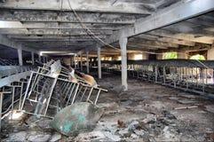 Deterioração industrial Imagem de Stock Royalty Free