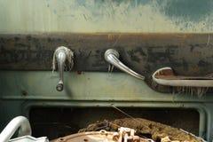 Deterioração interior Imagem de Stock Royalty Free