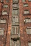 Deterioração urbana Foto de Stock Royalty Free
