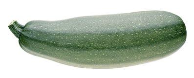 Determinada espécie de abóbora vegetal no branco fotografia de stock