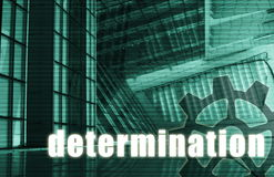 Determination Royalty Free Stock Photo