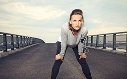 Determination Royalty Free Stock Photography